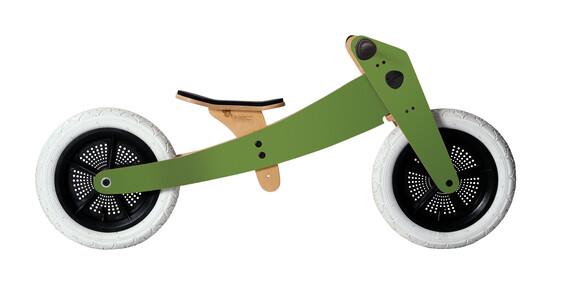 Wishbone 3 in 1 Design Bike - Draisienne Enfant - olive